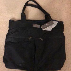 adidas Stella McCartney black big sportsbag